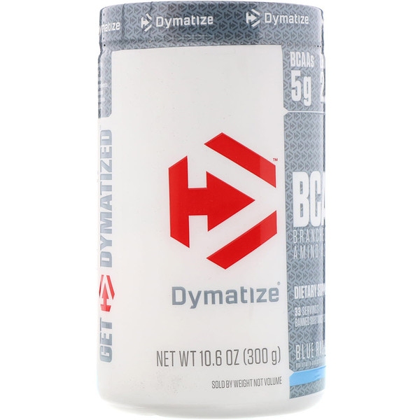 Dymatize Nutrition, BCAAs Branched Chain Amino Acid, 10.6 oz (300 g) (Discontinued Item)