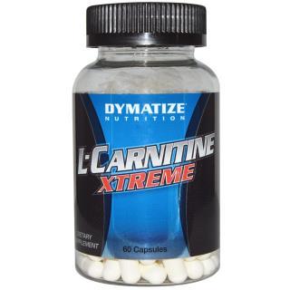 Dymatize Nutrition, L-Carnitina Xtrema, 60 Cápsulas