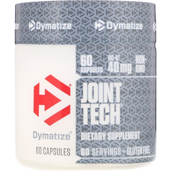 Dymatize Nutrition, Joint Tech, 60 Cápsulas