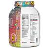 Dymatize Nutrition, ISO100 Hydrolyzed, 100% Whey Protein Isolate, Birthday Cake Pebbles, 5 lb (2.3 kg)
