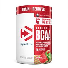 Dymatize Nutrition, 運動員BCAA,西瓜味,10.58盎司(300克)