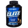 Dymatize Nutrition, Elite, Whey Protein Isolate, Chocolate Fudge, 5.06 lbs (2,293 g) (Discontinued Item)