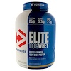 Dymatize Nutrition, Elite 100% Whey Protein Powder, Snickerdoodle, 5 lbs (2.3 kg)