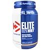 Dymatize Nutrition, Elite 100% Whey Protein, Vanilla Cupcake, 32 oz (907 g)
