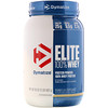 Dymatize Nutrition, Elite 100% Whey Protein Powder, Vanilla Cupcake, 2 lbs (907 g)
