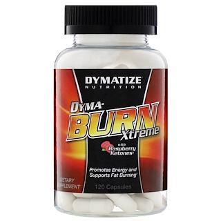 Dymatize Nutrition, Dyma-Burn Xtreme, with Raspberry Ketones, 120 Capsules