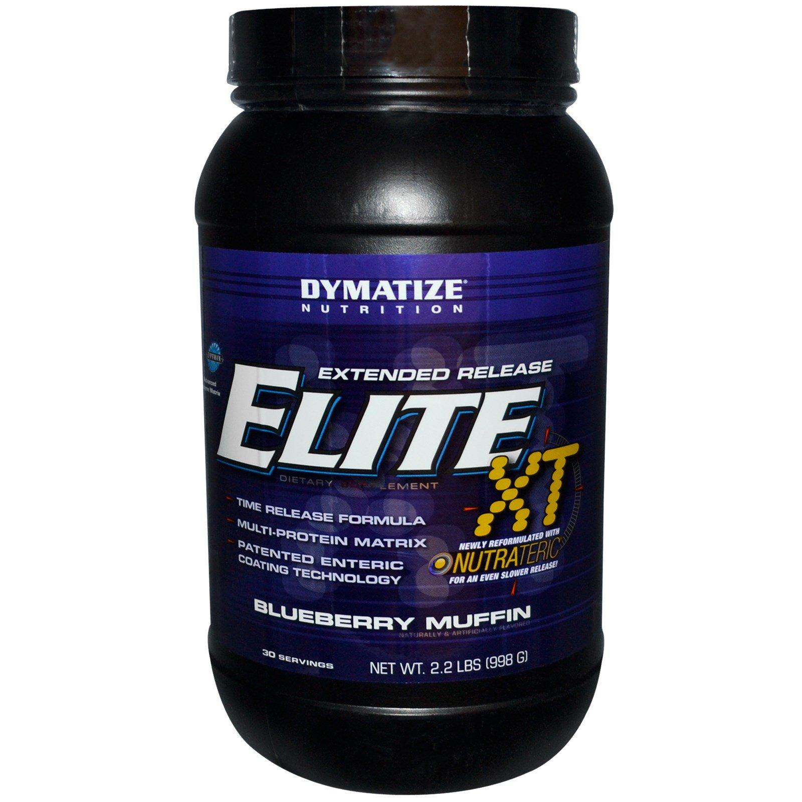Dymatize elite xt extended release