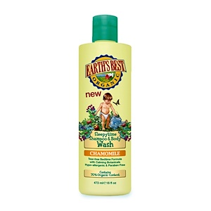 Ёртс Бест, Sleepytime Shampoo & Body Wash, Chamomile, 16 fl oz (473 ml) отзывы