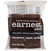 Earnest Eats, Baked Whole Food Bar, Double Choco Espresso, 12 Bars, 1.8 oz (52 g) Each