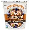 Earnest Eats, Суперфуд с овсянкой, Какао + кешью+ тыквенные семечки, Смесь майя, 2,35 унции (67 г)