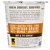 Earnest Eats, SuperFood Oatmeal Cup, Cocoa + Cashew + Pepita, Mayan Blend, 2.35 oz (67 g)