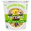 Earnest Eats, SuperFood Oatmeal Cup, Mango + Green Tea + Sesame, Asia Blend, 2.35 oz (67 g)