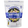 Earnest Eats, Superalimento de Aveia, Mirtilo + Chia + Canela, 12,6 oz (357 g)