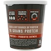 Earnest Eats, Protein Probiotic Oatmeal, Mighty Maple, 2.5 oz (71 g)