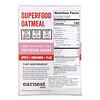 Earnest Eats,  Superfood Instant Oatmeal, Apple + Cinnamon + Flax, 6 Packets, 8.47 oz (240 g)