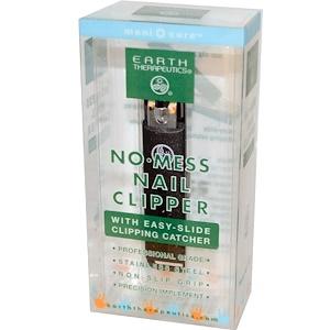 Ёрт Терапьютикалс, No·Mess Nail Clipper, with Easy-Slide Clipping Catcher, 1 Clipper отзывы покупателей