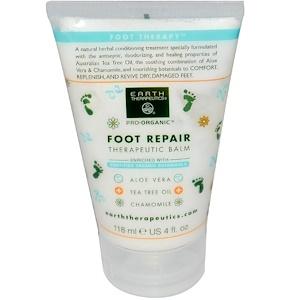 Ёрт Терапьютикалс, Basics, Foot Repair, Therapeutic Balm, 4 fl oz (118 ml) отзывы покупателей
