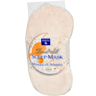 Earth Therapeutics, Dream Silk, Sleep Mask, 1 Mask