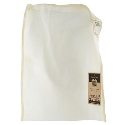 ECOBAGS Продуктовая сумка, полный размер, 1 сумка, ширина 13 х высота 17