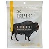 Epic Bar, Bites, Bison Meat, Uncured Bacon, Chia & Raisins, 2.5 oz (71 g) (Discontinued Item)