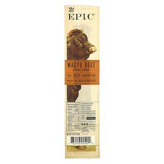 Epic Bar, Wagyu Beef Steak Strip, 0.08 oz (23 g)
