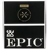 Epic Bar, Bisonte, Barra de tocino sin curar + arándano, 12 Barras, 1.3 oz (37 g) c/u