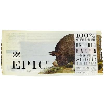 цены Батончик с незасоленным беконом, свининой + кленом, 12 батончиков, 1,5 унции (43 г) каждый