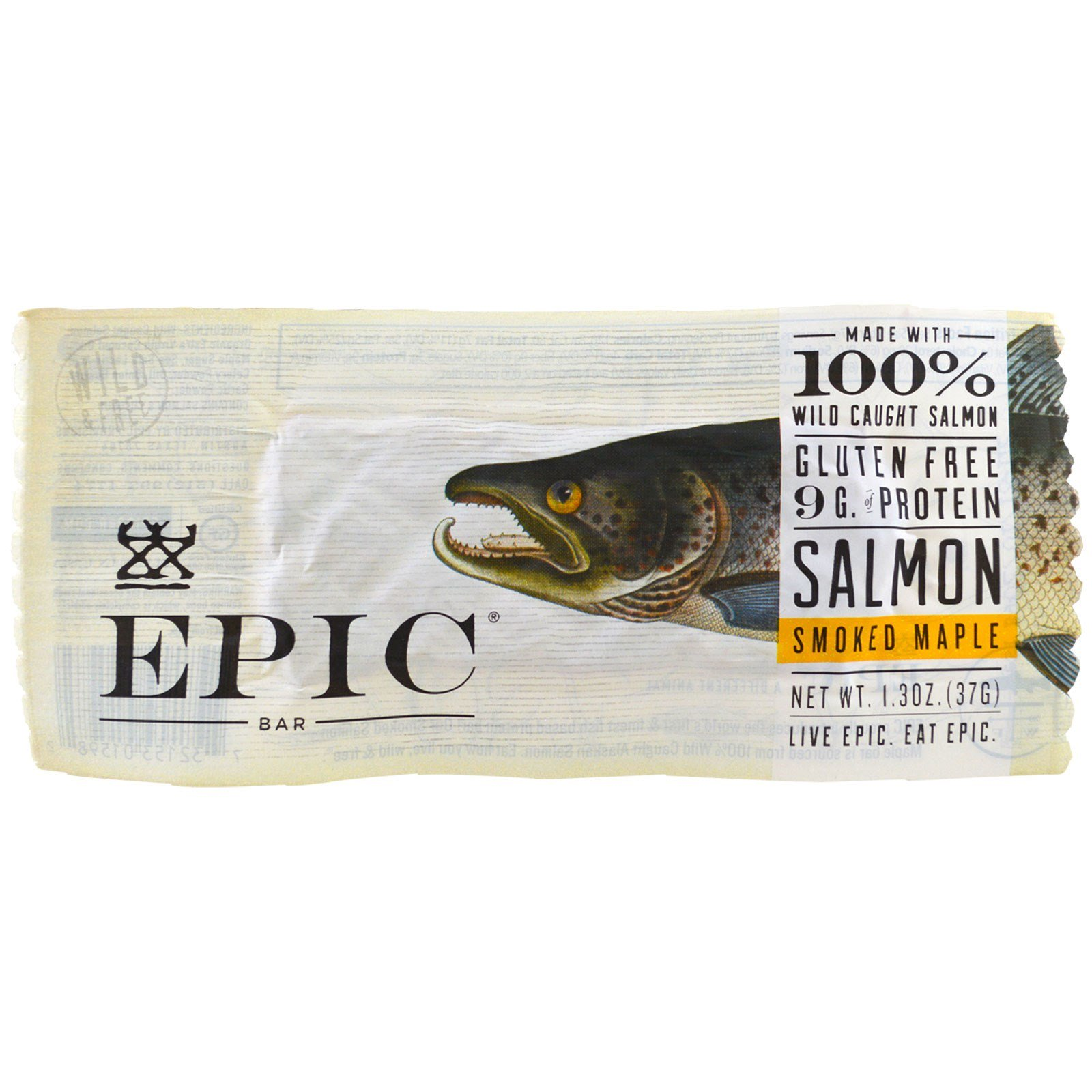 Image result for epic salmon bar