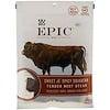 Epic Bar, بيتس، شريحة لحم البقر الطري، الحلو والحار سريراتشا، 2.5 أوقية (71 جم)