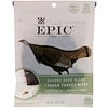 Epic Bar, Bites, Tender Turkey, Savory Herb Blend, 2.5 oz (71 g)