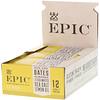 Epic Bar, Performance Bar, Lemon, 9 Bars, 1.87 oz (53 g) Each