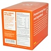 EBOOST, Natural Energy, Orange, 20 Packets, 7.1 g Each (Discontinued Item)