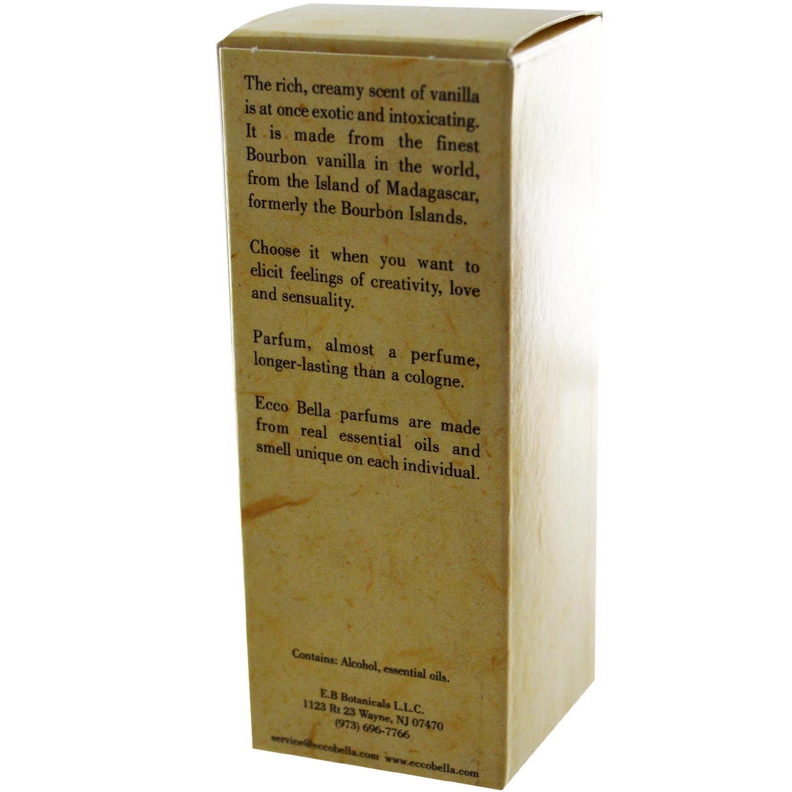 Ecco Bella, Bourbon Vanilla, Spray, 1 fl oz (30 ml) - iHerb.com