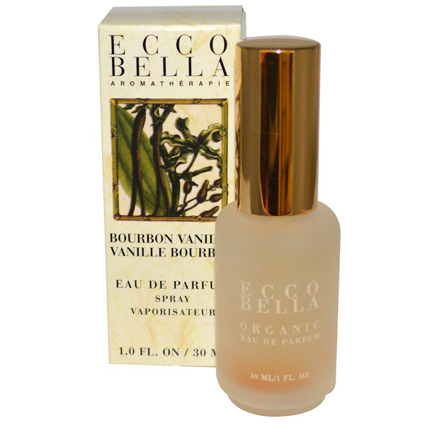 Ecco Bella, Bourbon Vanilla, Spray, 1 fl oz (30 ml) (Discontinued Item)