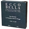 Ecco Bella, The Paperback FlowerColor, Face Powder, Fair, .38 oz (11 g) (Discontinued Item)