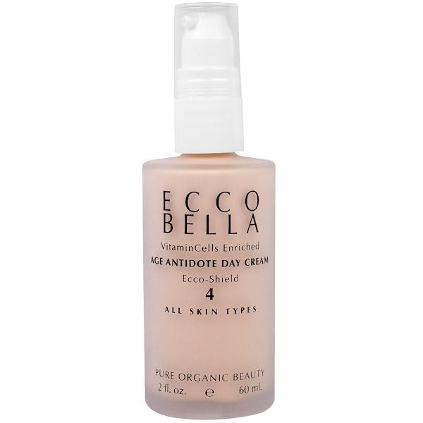 Ecco Bella, Age Antidote Day Cream, 2 fl oz (60 ml) (Discontinued Item)