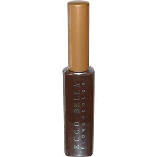 Ecco Bella, フラワーカラー, ナチュラルブラウンマスカラ, .38 オンス (11 g)