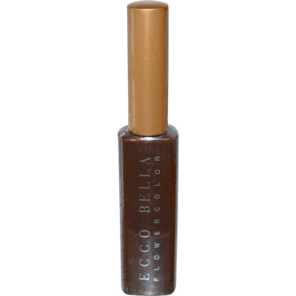 Ecco Bella, Flowercolor, Natural Brown Mascara, .38 oz (11 g)