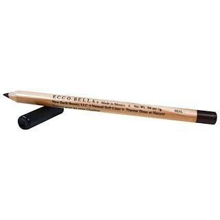 Ecco Bella, Натуральный мягкий карандаш, Seal .04 унции (1 г)