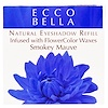 Ecco Bella, Natural Eyeshadow Refill, Smokey Mauve, .12 (3.5 g) (Discontinued Item)