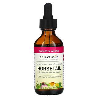 Eclectic Institute, Horsetail, 2 fl oz (60 ml)