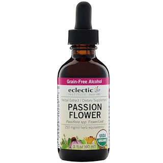 Eclectic Institute, Passionsblume, 60 ml