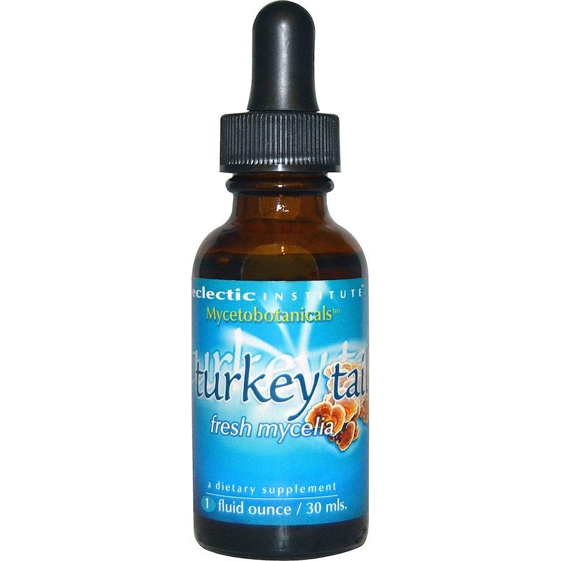 Mycetobotanicals, Turkey Tail, 1 fl oz (30 ml)
