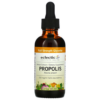 Eclectic Institute, Propolis, 250 mg, 2 fl oz ( 60 ml)