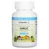 Eclectic Institute, Raw Fresh Freeze-Dried, Garlic, 550 mg, 120 Non-GMO Veg Caps