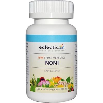Нони, 375 мг, 100 капсул на растительной основе  - купить со скидкой