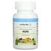 Eclectic Institute, Raw Fresh Freeze-Dried, Noni, 375 mg, 100 Non-GMO Veg Caps