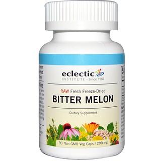 Eclectic Institute, Bitter Melon, 200 mg, 90 Non-GMO Veggie Caps
