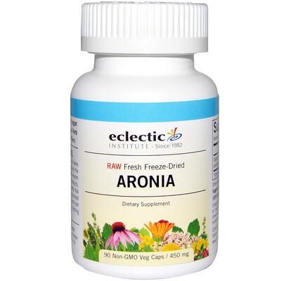 Eclectic Institute Арония, 450 мг, 90 растительных капсул