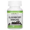 Eclectic Institute, Fresh Freeze-Dried, Elderberry Immune, 475 mg, 90 Caps